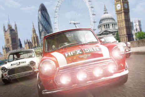 Viator - Private Tour for London Sightseeing Tour by Classic Mini Cooper - Save 0%