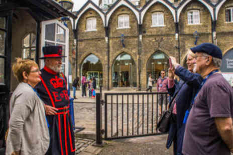 Viator - Best of Royal London Walking Tour Including the Tower of London and Changing of The Guard - Save 0%