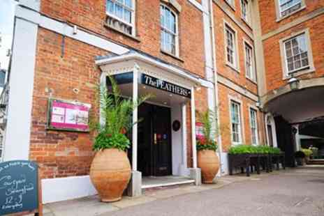 The Feathers Hotel - Afternoon Tea for Two - Save 42%