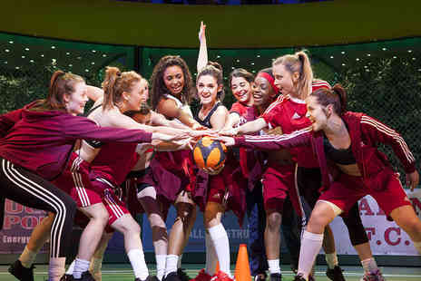 London Theatre Direct -Band B ticket to see Bend It Like Beckham - Save 37%