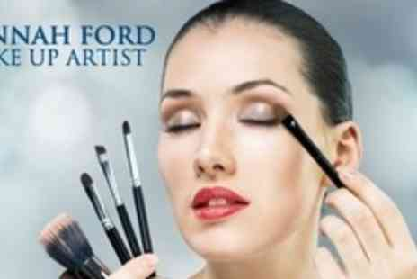 Hannah Ford at Northwood Studio - Four Hour Make Up Workshop - Save 74%