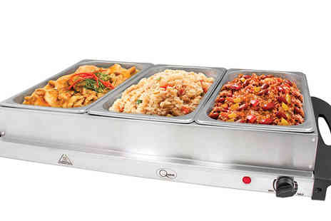 Harvey Robb - Compact Heated Buffet Server 200Watts - Save 50%