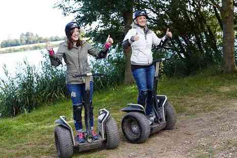 Segway Events - Segway experience for one choose a Blast or Thrill experience  - Save 44%