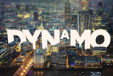 Phil Mcintyre - One ticket to see Dynamo live on , 30 January and 28 February - Save 0%