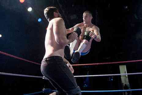 LDN WRESTLING - Ticket to LDN Wrestling Event  for One - Save 27%