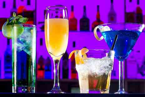 Copthorne Tara Hotel - Three Classic or Signature Cocktails - Save 53%