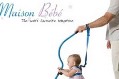 Maison Bebe - Award winning Unique Babywalker - Save 55%
