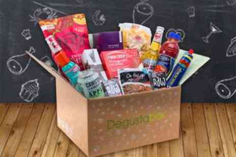 LivingSocial Shop - Food Selection Box from Degustabox - Save 69%