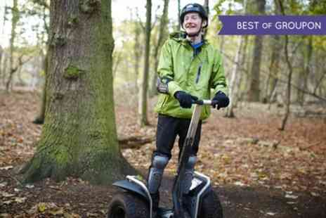 Segway Events - Segway Thrill Experience For One - Save 41%