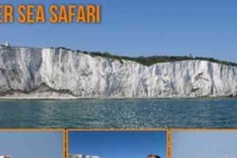 Dover Sea Safari - White Cliffs of Dover Discovery Sea Safari For Two - Save 53%