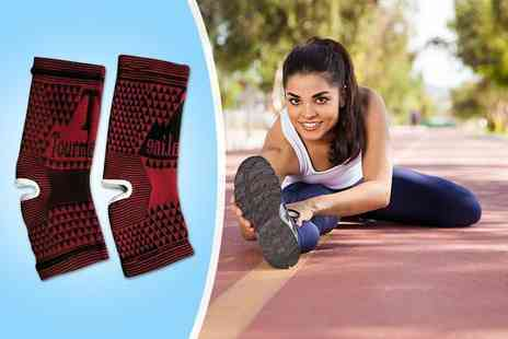 121 Mart - Infared magnetic ankle support - Save 86%