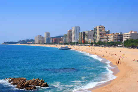 Worldwide Tours and Travel - Three night Costa Brava All Inclusive Break with Flights - Save 53%