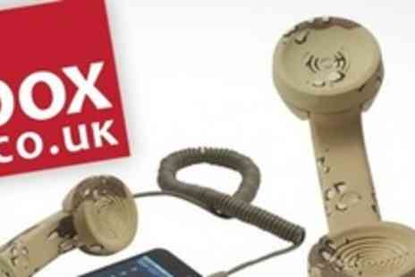 Box.co.uk - Two Native Union Desert POP retro handsets - Save 56%