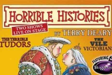 Birmingham Stage Company - Tickets for Horrible Histories Nationwide Tour starting at Hackney Empire - Save 32%