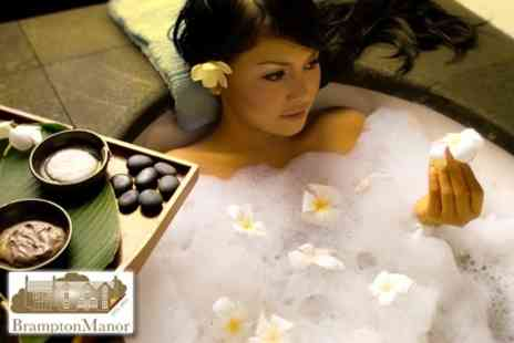 Brampton Manor - One Week Summer Spa Pass Including Pool, Jacuzzi And Gym Access - Save 93%