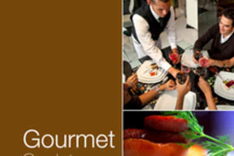 The Gourmet Society - One Year Membership to The Gourmet Society Card Save £££'s on thousands of restaurants - Save 50%