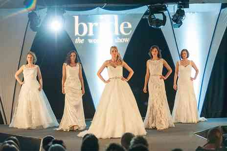 Bride The Wedding Show - Bride, The Wedding Show, Two or Four Tickets On 12 to 13 March - Save 50%