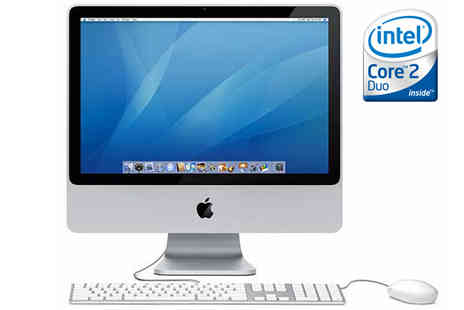 JMN Business Solutions - iMac Core 2 Duo 2.00GHz 2.4GHz 20-Inch - Save 37%