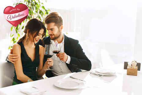 Ramada Warwick - Three course Valentines Day dinner and party for two - Save 38%