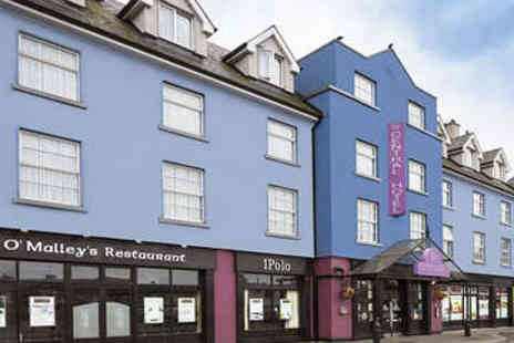 The Central Hotel - Overnight stay for two With Breakfast - Save 0%