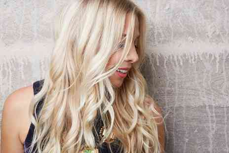 Star Hairdressing - Half Head of Highlights or Full Colour With Up to Three Cuts and Blowdries - Save 57%