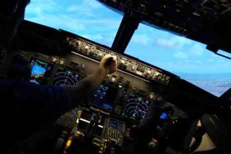 Viator - Private Airliner Flight Simulator Experience  - Save 0%