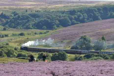 Viator - Steam Trains Whitby and the Moors  - Save 0%