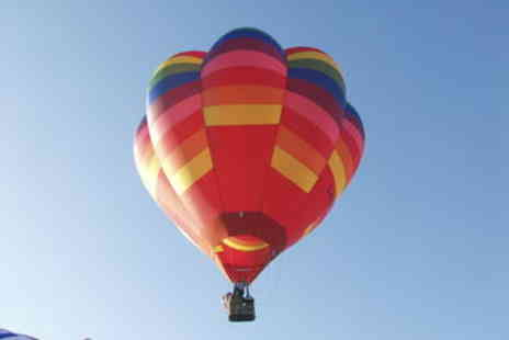 Viator - Summer Evening Hot Air Balloon Flight at the Bristol Balloon Fiesta - Save 0%