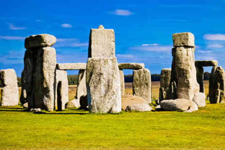 Viator - Full Day Bath and Stonehenge Student Tour - Save 0%