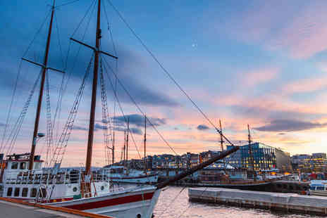 Worldwide Tours and Travel - Two or Three Night Oslo Getaway with Flights Included - Save 50%