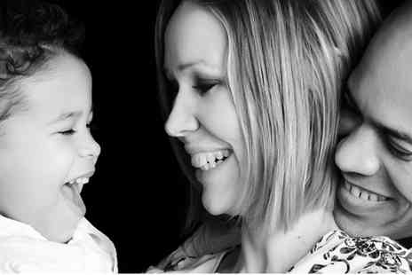 Wink Photography - Mother and Daughter or a Family Photoshoot With Prints and Optional Chocolates  - Save 94%