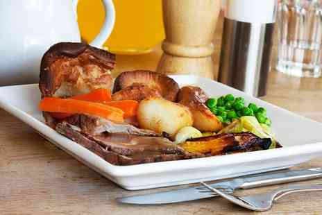 The Plough Inn Stathern - Two Course Sunday Carvery With Wine For Two - Save 35%