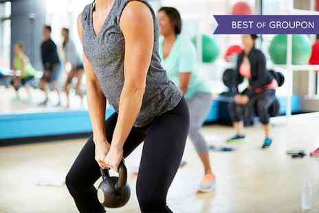 Move GB - Ten Boot Camp Sessions - Save 77%