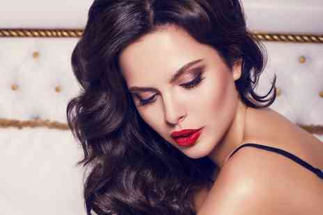 Crucial Hair and Beauty - Cut, Condition and Finish and Highlights  - Save 0%