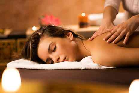 Trendz Hair and Beauty - Back Massage and Facial  - Save 0%