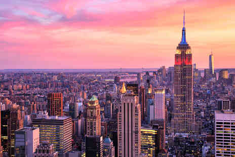 Blue Sea Holidays - Three to Five Nights New York Break with Flights - Save 15%