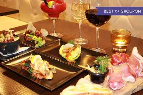 Solo Kitchen  - Three Tapas and Two Cocktails or Six Tapas and Four Cocktails - Save 50%