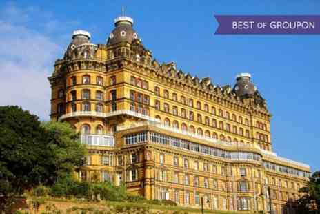 Britannia Grand Hotel   - One or Two  Nights stay For 2 to 4 With Dinner Option For Attraction Tickets   - Save 0%