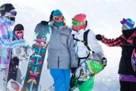 Roxy - £100 Voucher To Spend on Roxy 2012 Snow Collection- Save 62%