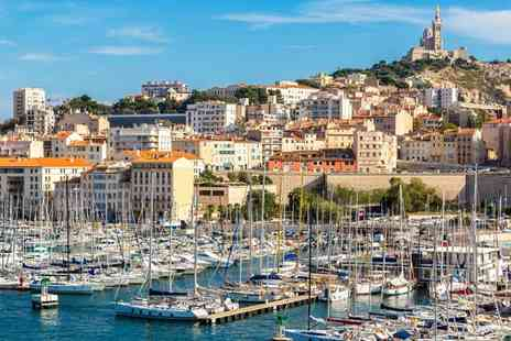 Worldwide Tours and Travel - Two or Three nights Marseille Break with Flights - Save 31%