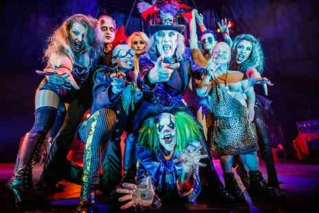 The Circus of Horrors - The Circus of Horrors: Entry with a brochure on 4, 6 or 7 February  - Save 50%