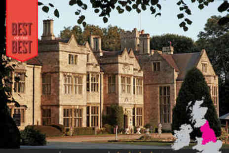 The Redworth Hall Hotel - Four Star Manor Break Plus Dinner  - Save 49%