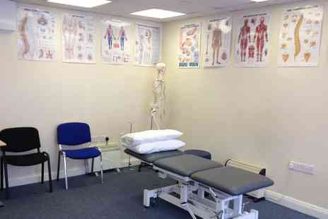 Step Forward Physiotherapy - One Session of 60 Minute Sports Massage  - Save 51%