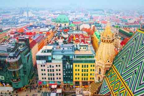 Worldwide Tours and Travel - Two or Three Night Vienna City Break for two - Save 26%