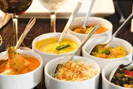 India Dining - Classy & Cool Indian Tasting Menu for Two - Save 31%