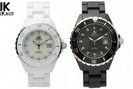 Jan Kauf - Jan Kauf Ladies Watches - Save 82%
