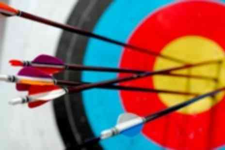 Innercity Sports Coaching - Three 90 minute group archery classes - Save 50%