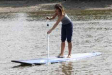 Active360 - One two-hour paddle boarding lesson for two people - Save 61%