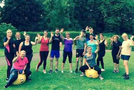 The Lotus Fitness Academy - Ten Boot Camp Sessions - Save 0%