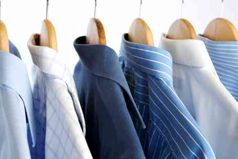 Dry Ice Dry Cleaners - Up to £50 Toward Dry Cleaning  - Save 70%